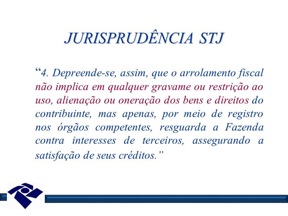 JURISPRUDÊNCIA STJ