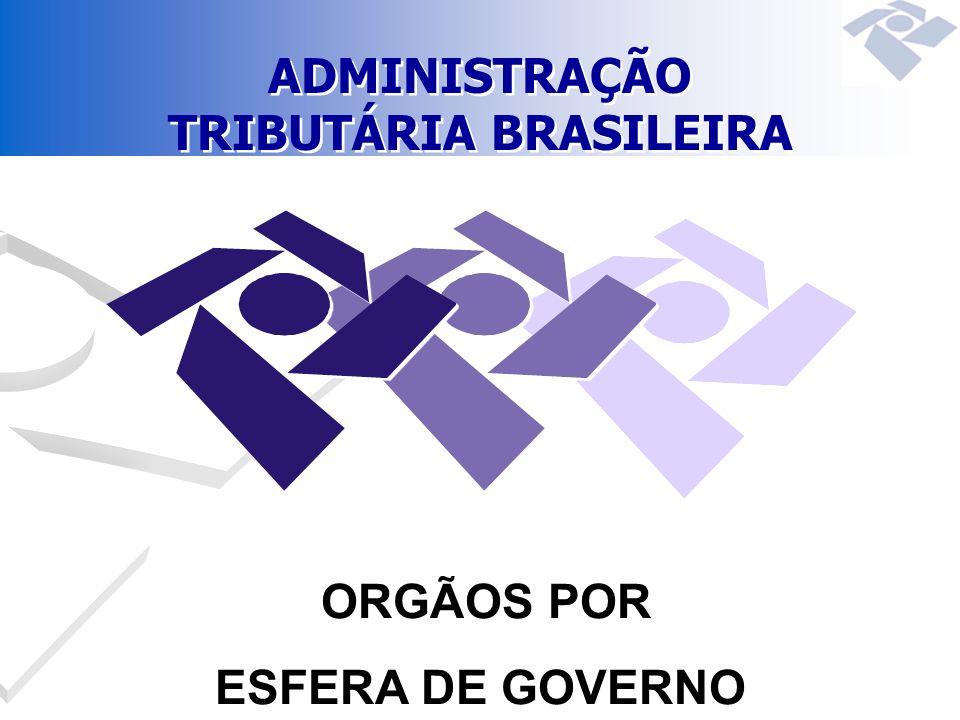 ADMINISTRAÇÃO TRIBUTÁRIA BRASILEIRA