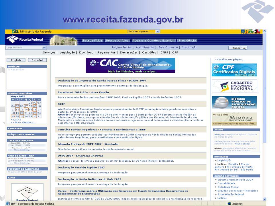 www.receita.fazenda.gov.br