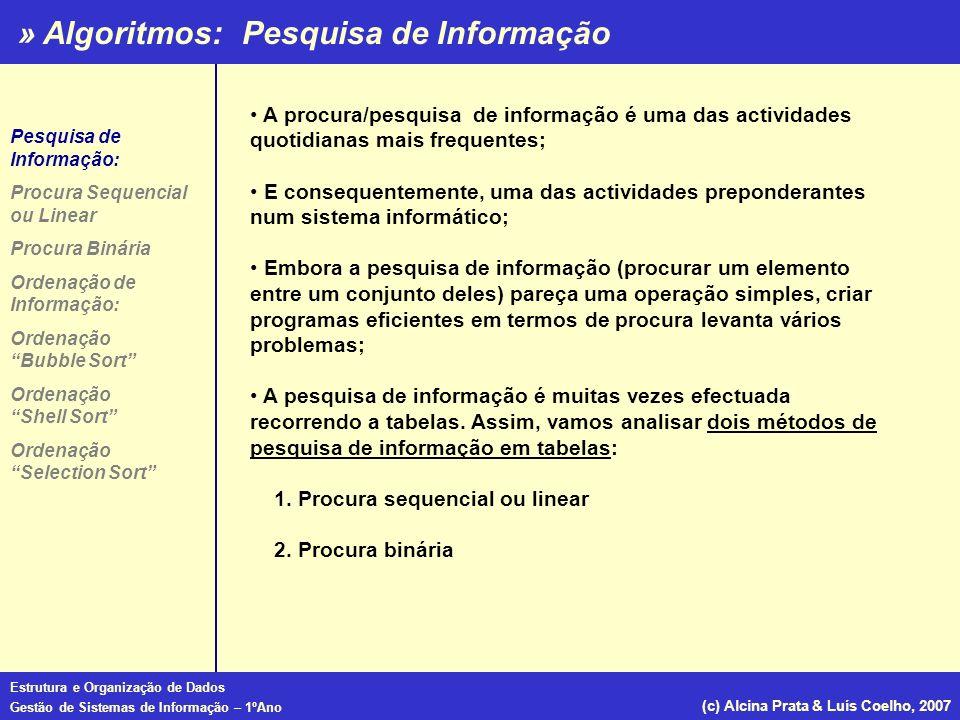 Pesquisa de Informação