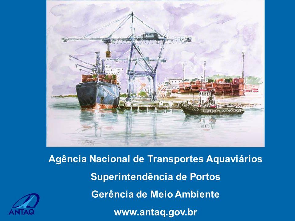 Agência Nacional de Transportes Aquaviários Superintendência de Portos