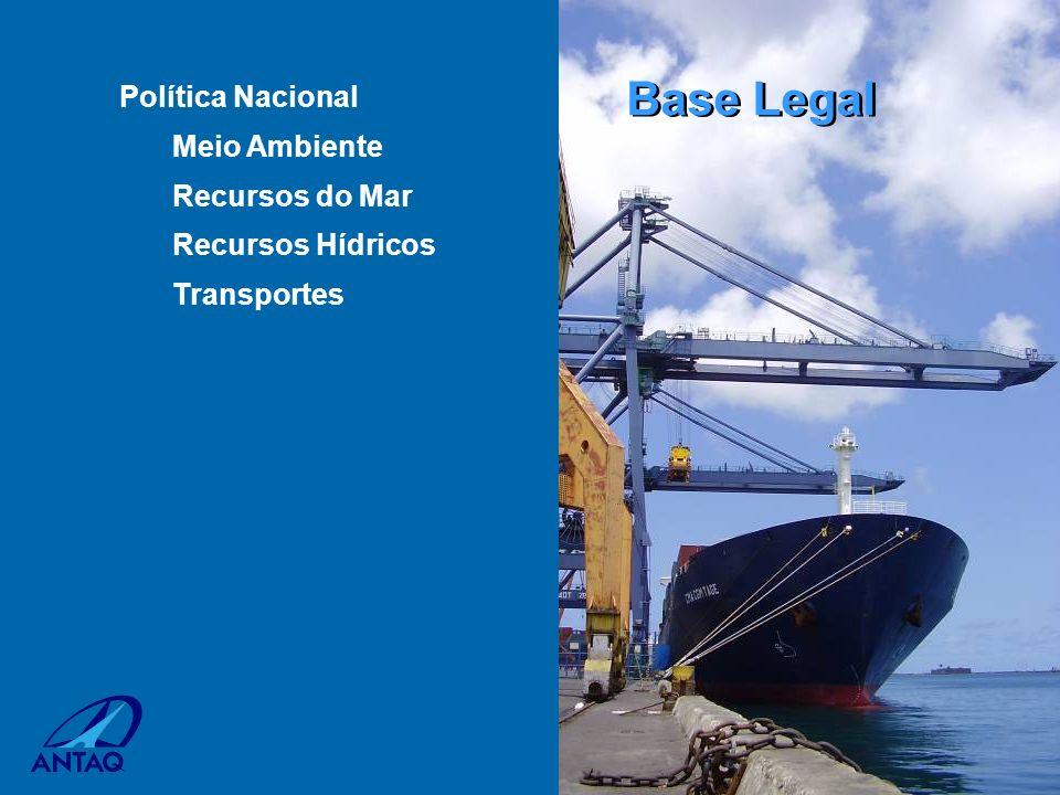 Base Legal Composição Política Nacional Meio Ambiente Recursos do Mar