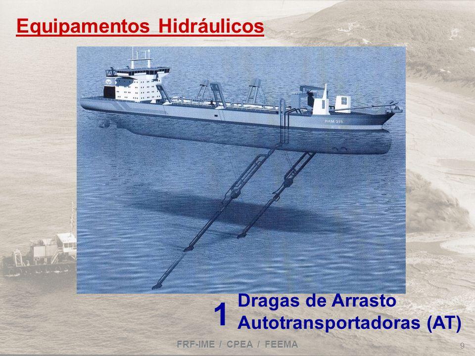 1 Equipamentos Hidráulicos Dragas de Arrasto Autotransportadoras (AT)