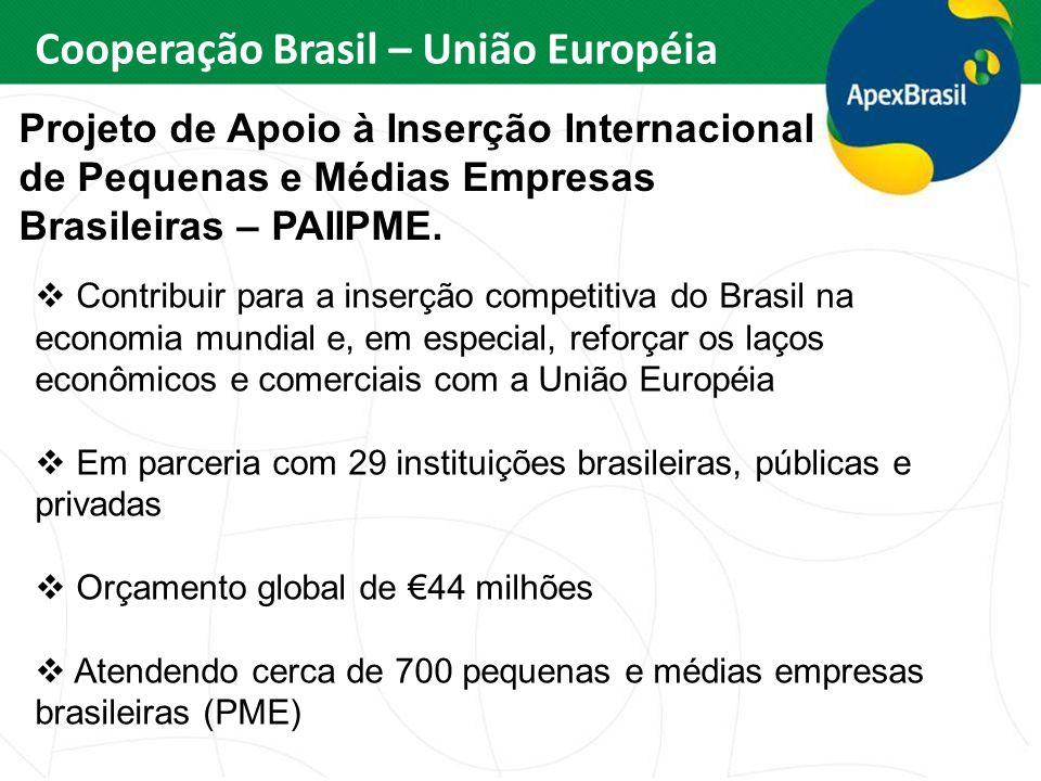 Cooperação Brasil – União Européia