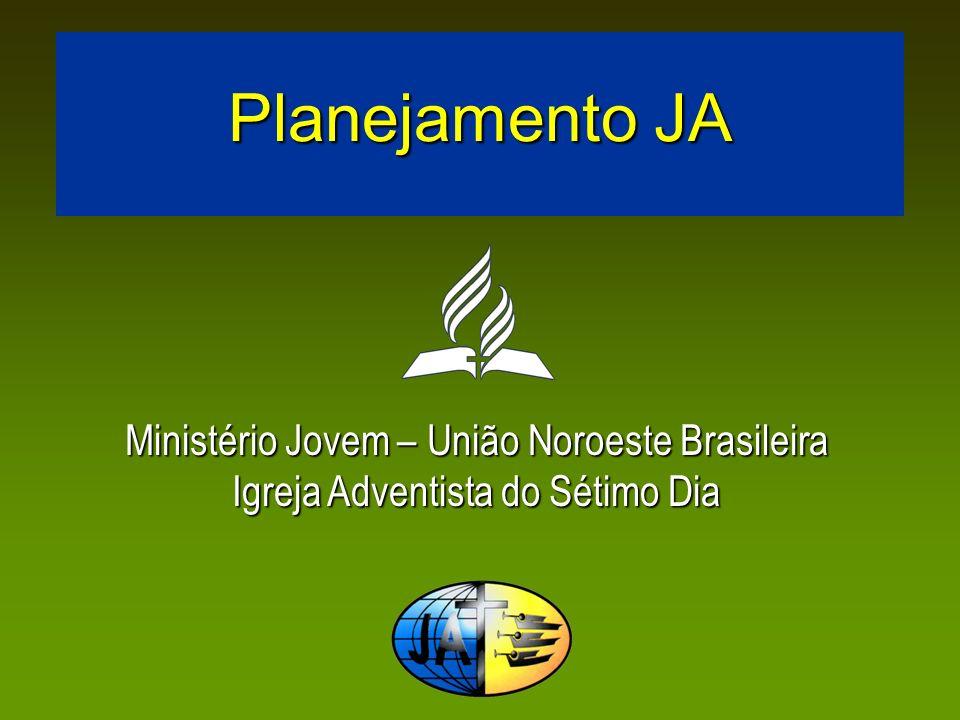 Planejamento JA Ministério Jovem – União Noroeste Brasileira