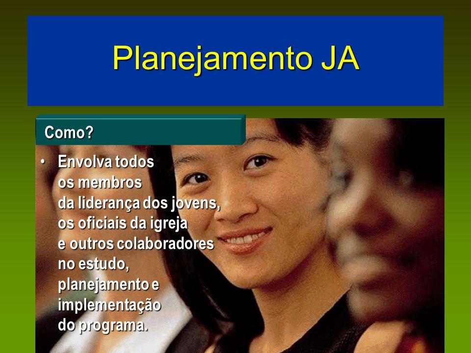 Planejamento JA Como