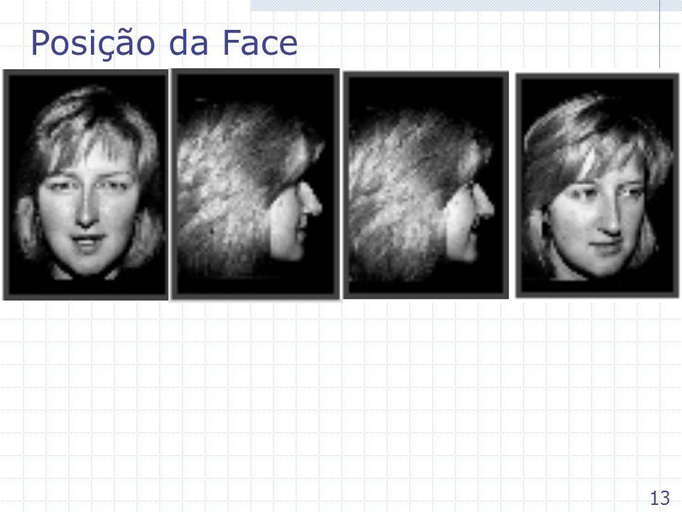 Posição da Face 13