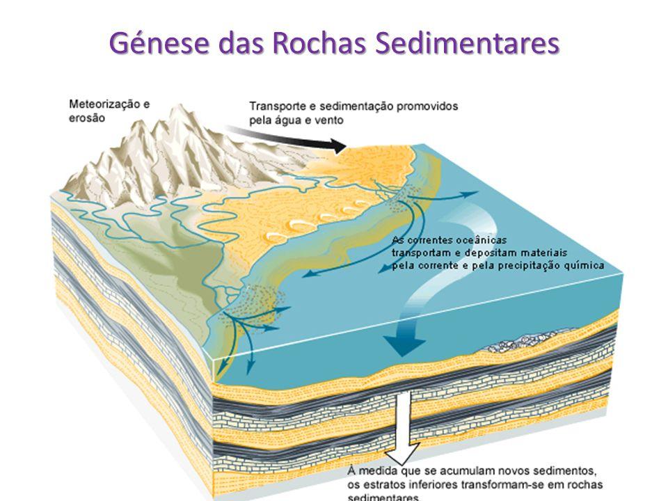 Génese das Rochas Sedimentares