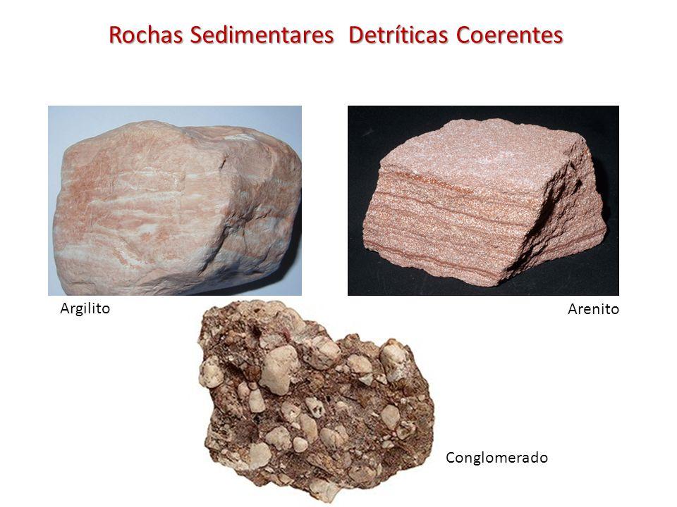 Rochas Sedimentares Detríticas Coerentes