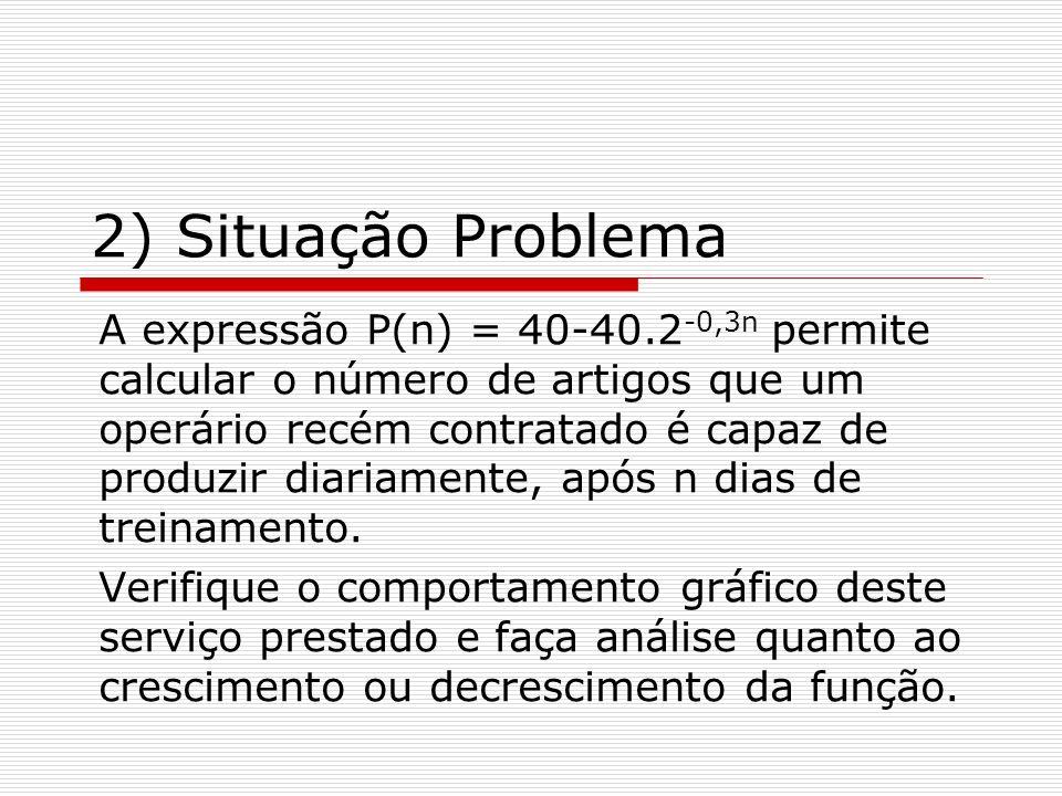 2) Situação Problema