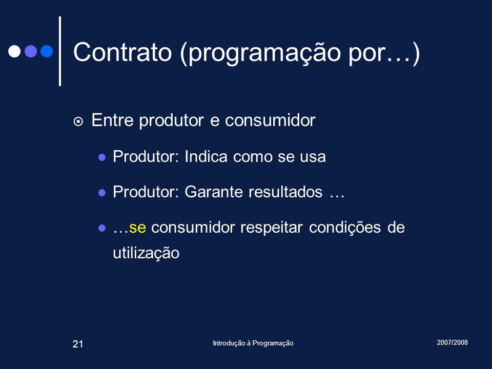 Contrato (programação por…)