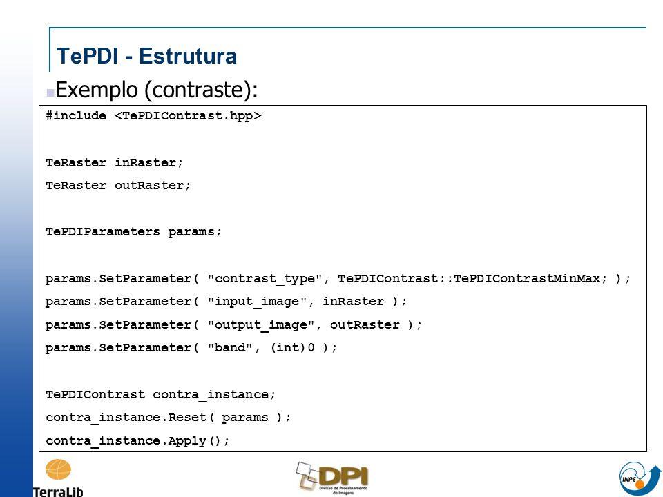 TePDI - Estrutura Exemplo (contraste):