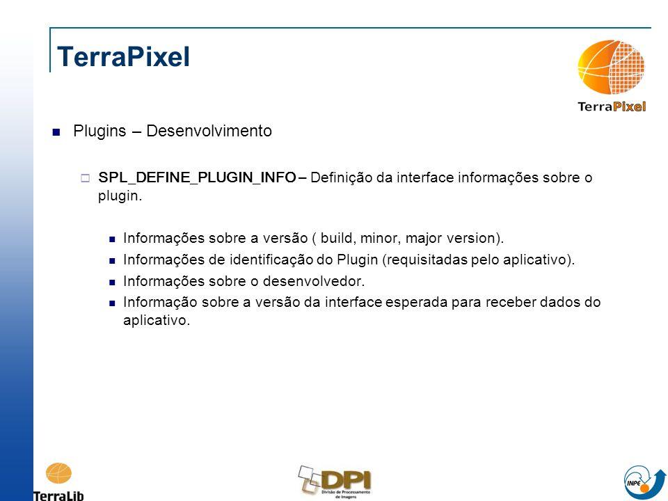 TerraPixel Plugins – Desenvolvimento