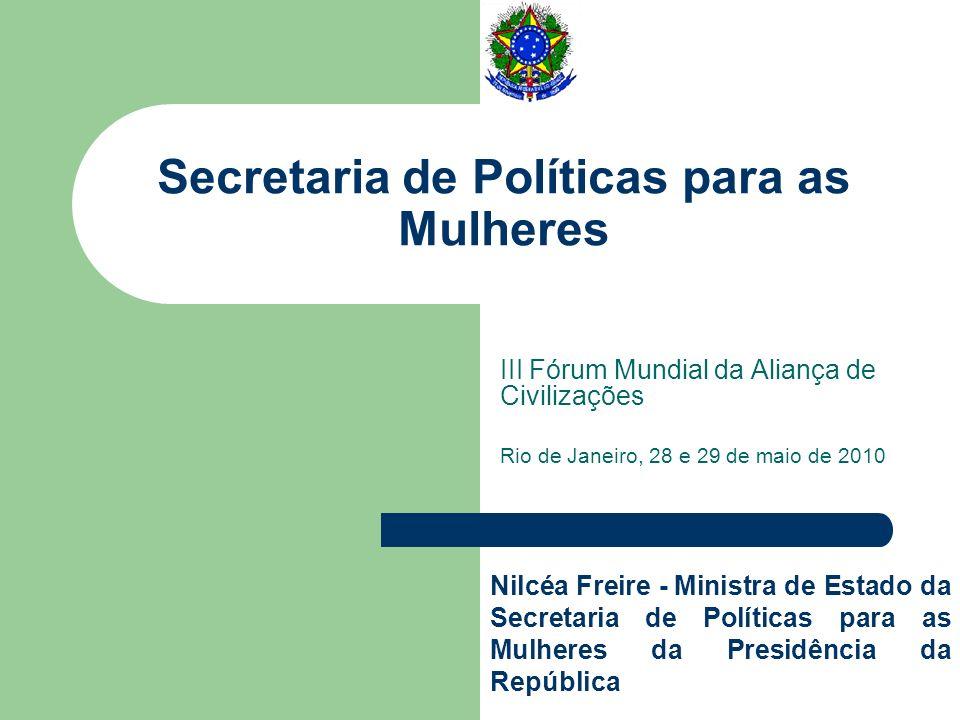 Secretaria de Políticas para as Mulheres