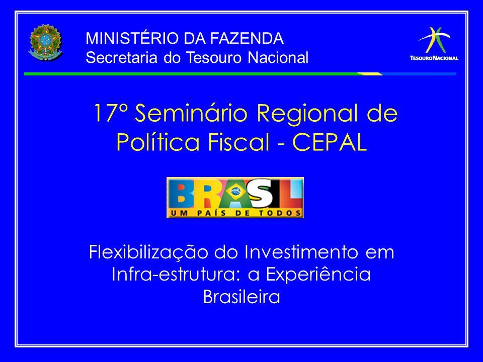 17° Seminário Regional de Política Fiscal - CEPAL