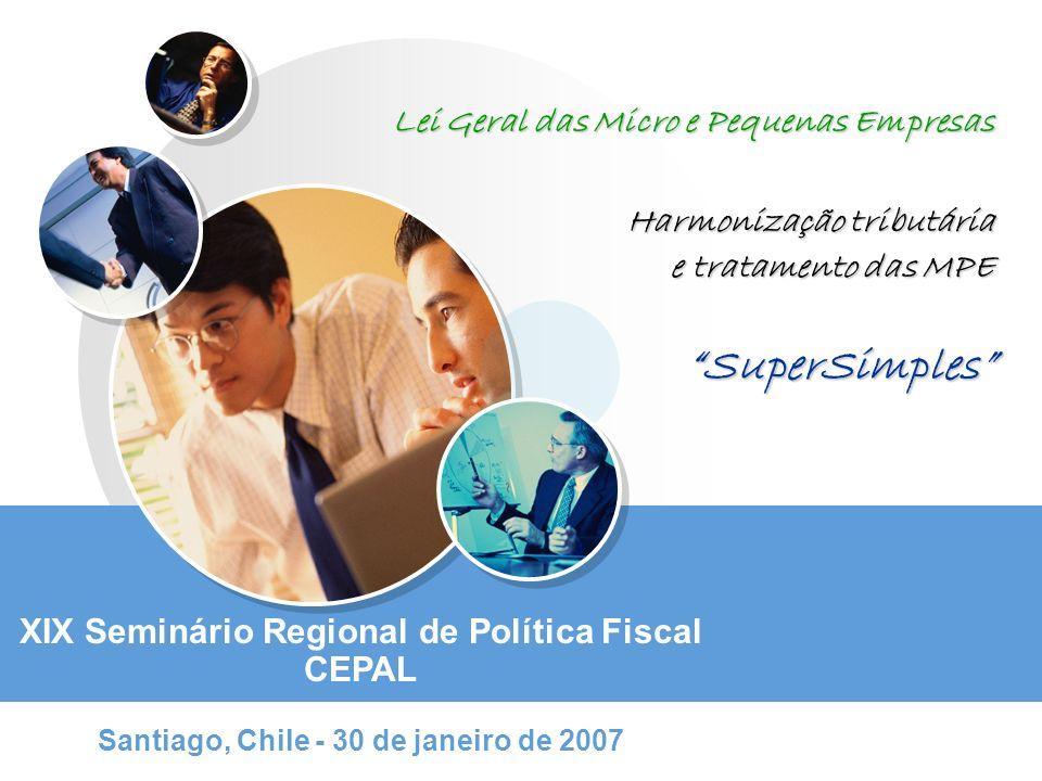 XIX Seminário Regional de Política Fiscal CEPAL