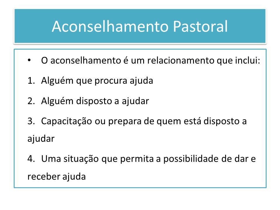 Aconselhamento Pastoral