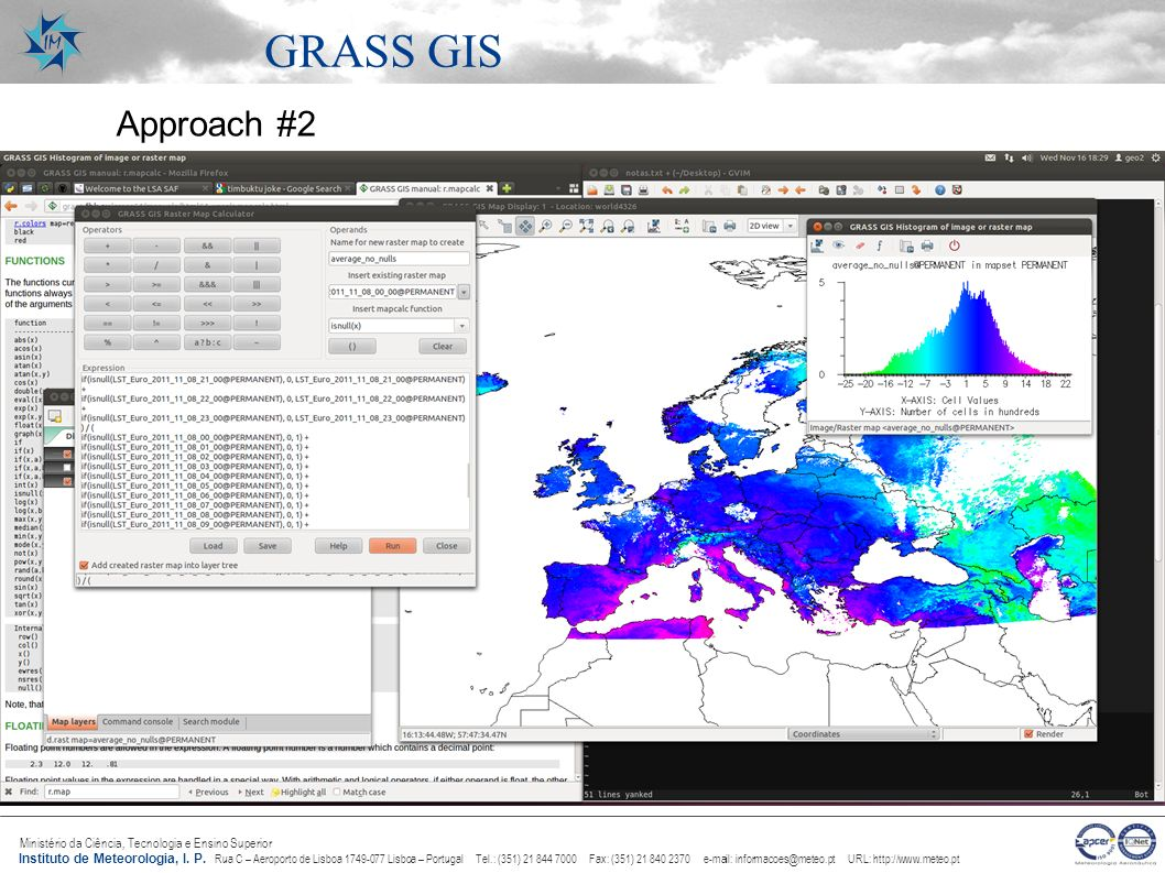 GRASS GIS Approach #2