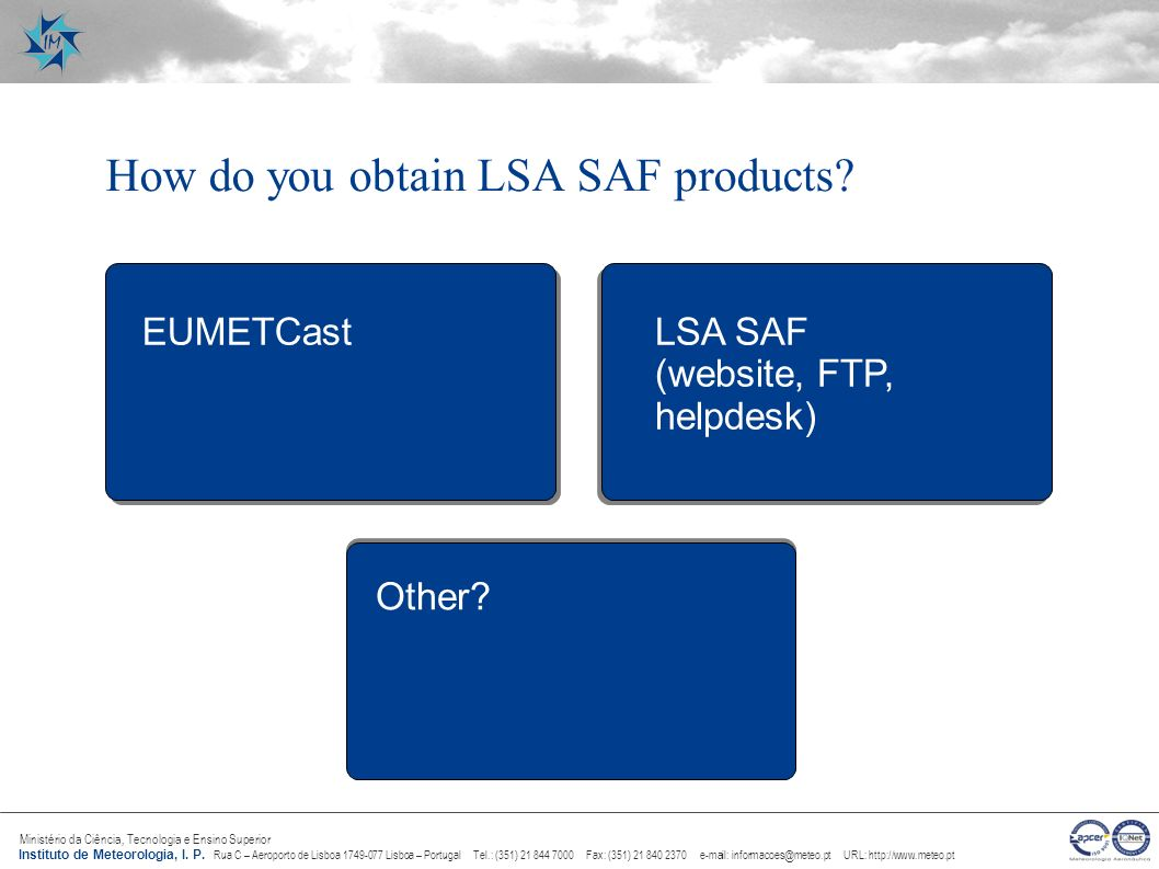 How do you obtain LSA SAF products