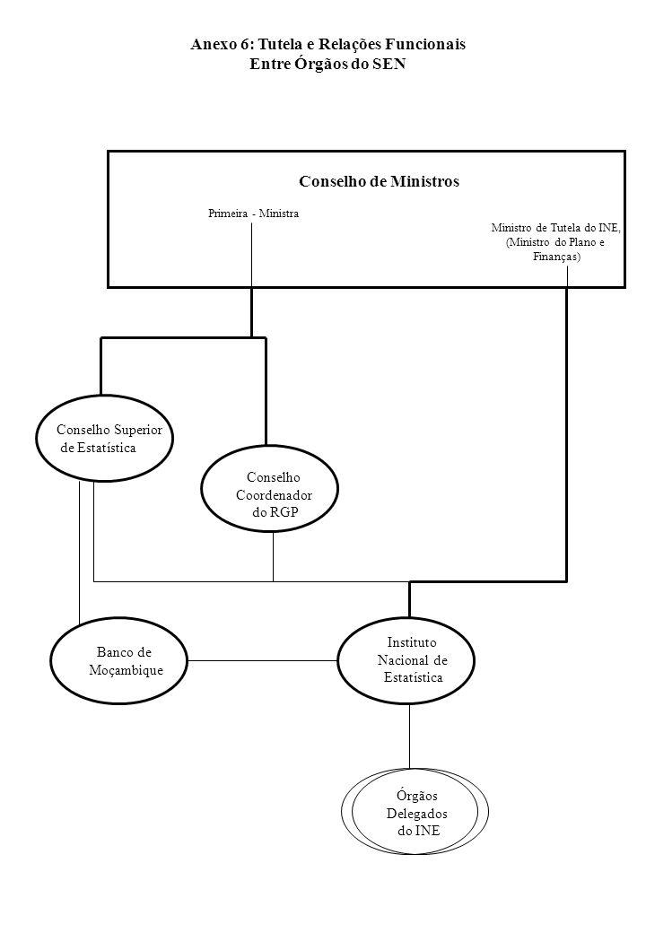 Anexo 6: Tutela e Relações Funcionais