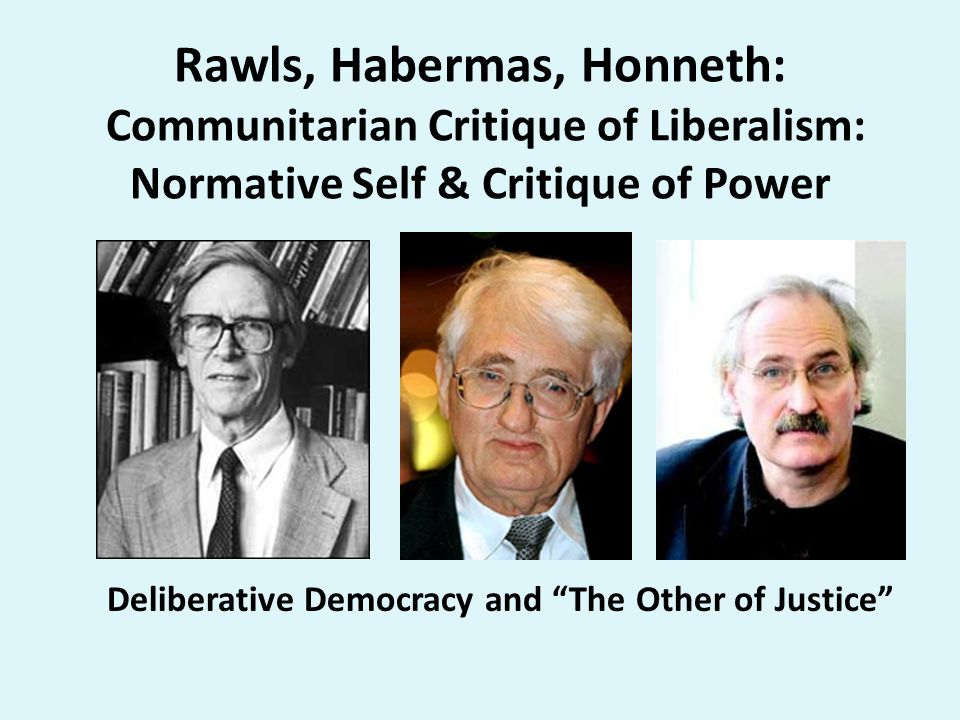 rousseau s critique of liberal democracy 2 liberalism david l rousseau and thomas c walker liberalism is an  expansive concept that carries a variety of meanings for students of pol- itics   second, democratic states are more likely to engage in international trade and   the second liberal critique of high military spending warns of the dangers  associated.
