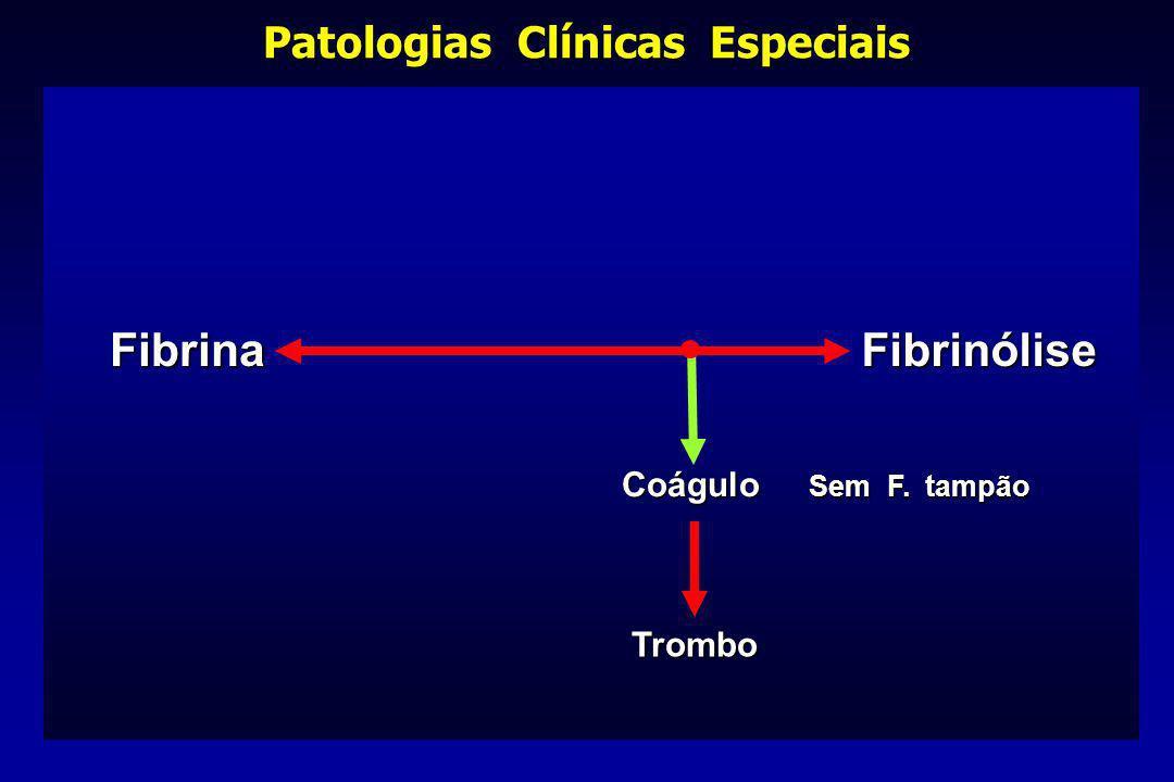 Patologias Clínicas Especiais