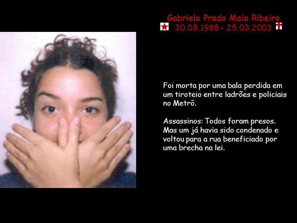 Gabriela Prado Maia Ribeiro