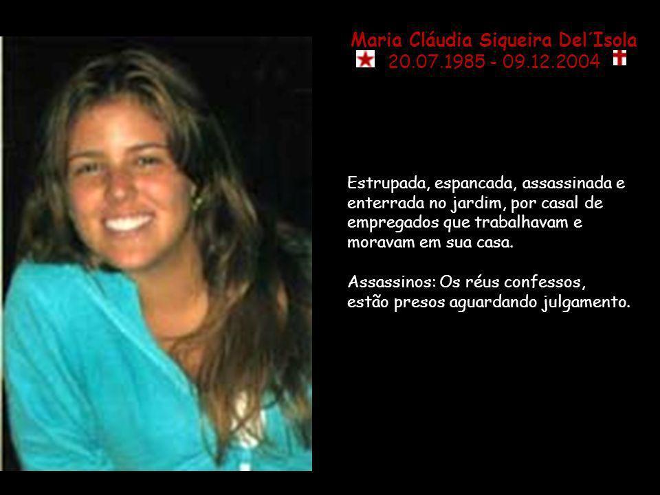 Maria Cláudia Siqueira Del´Isola