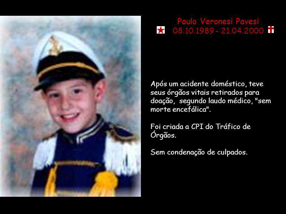 Paulo Veronesi Pavesi 08.10.1989 - 21.04.2000