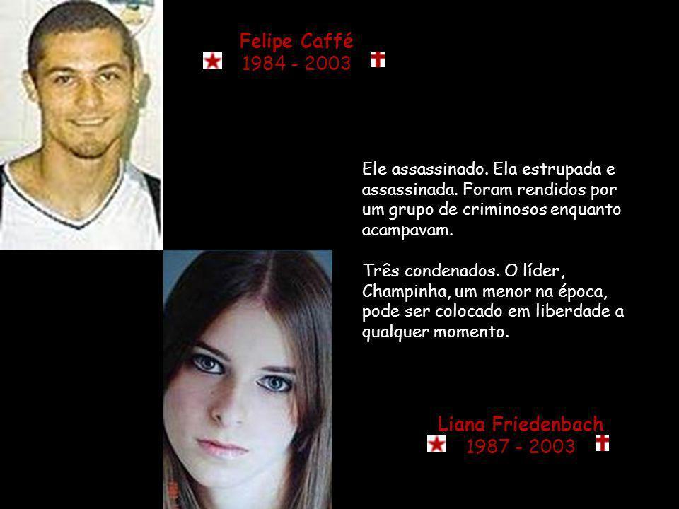 Felipe Caffé Liana Friedenbach