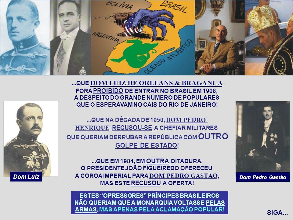 HENRIQUE RECUSOU-SE A CHEFIAR MILITARES GOLPE DE ESTADO!