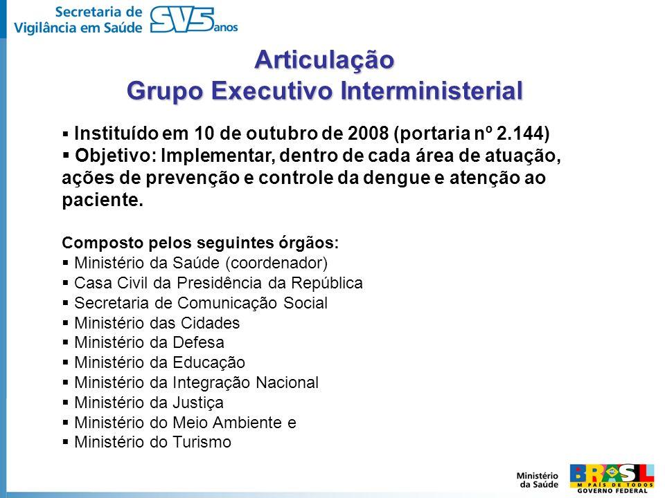 Grupo Executivo Interministerial