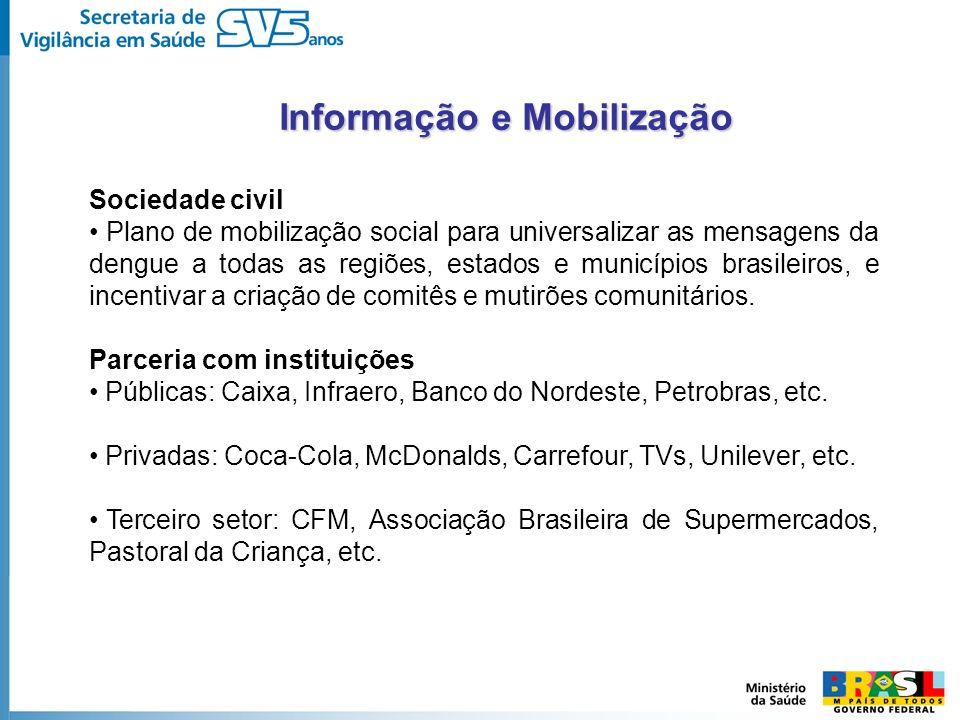 Informação e Mobilização