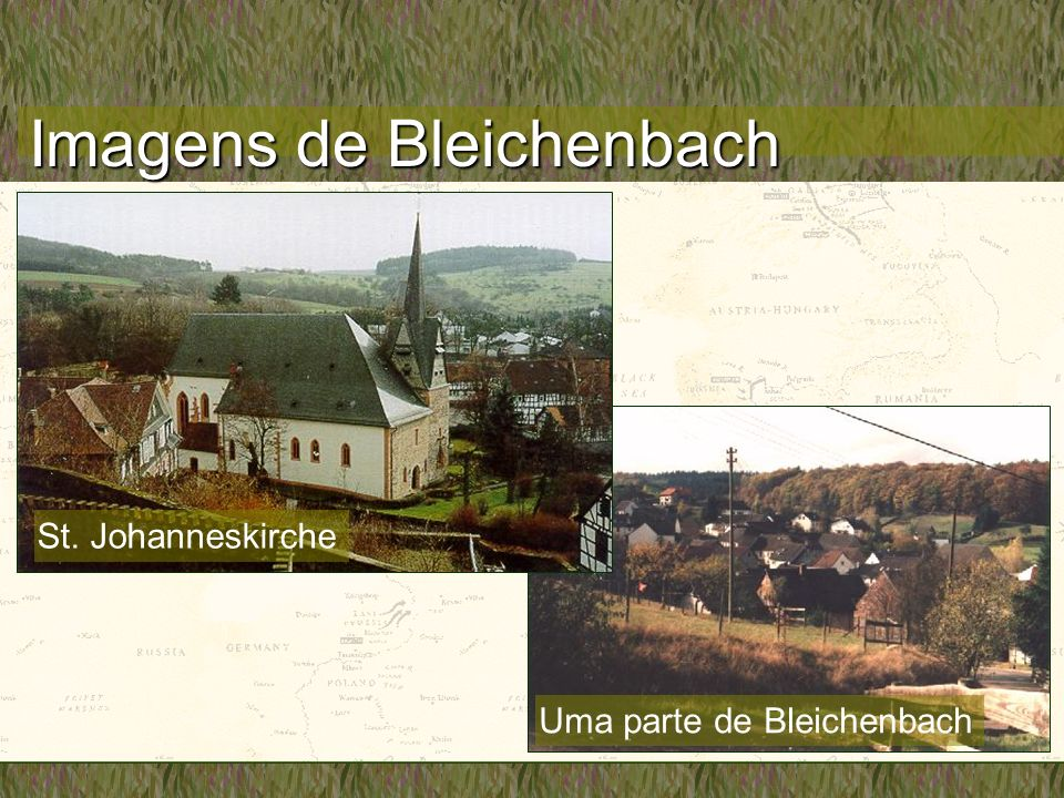 Imagens de Bleichenbach