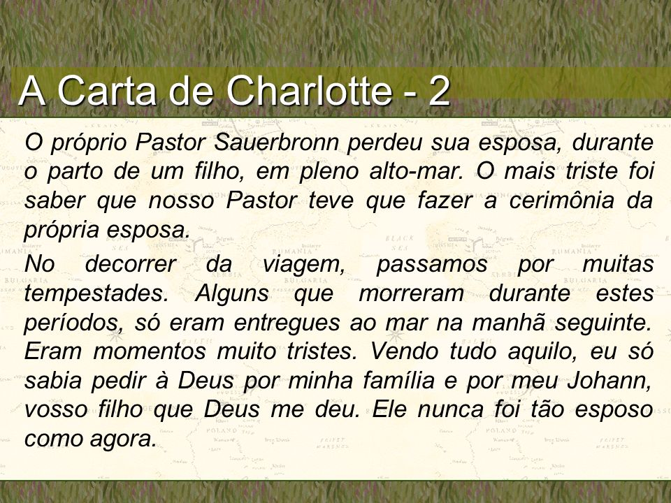 A Carta de Charlotte - 2