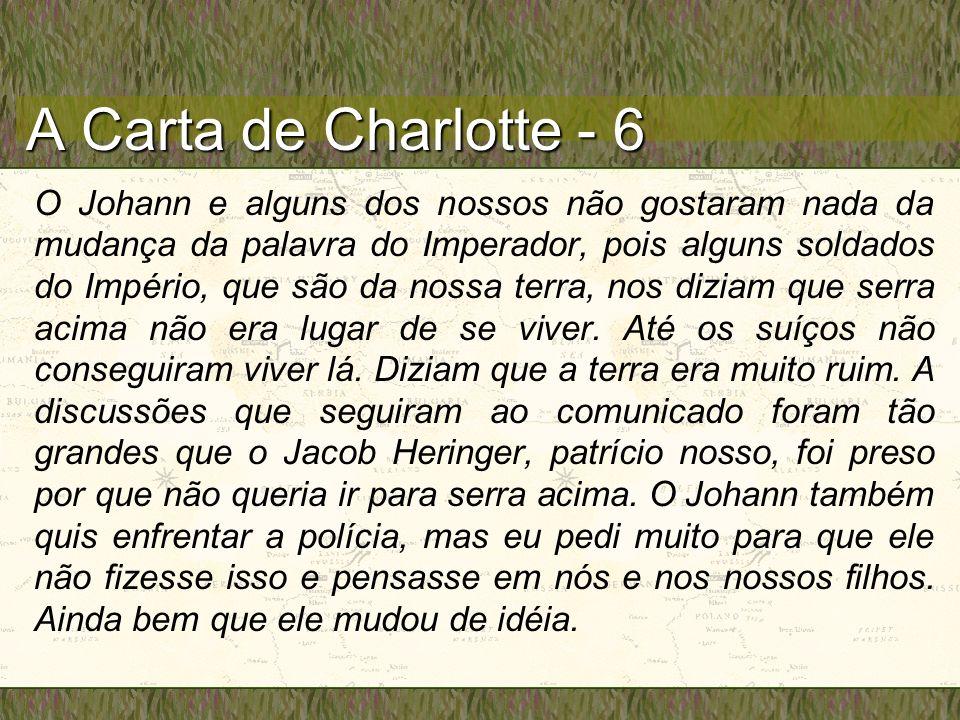 A Carta de Charlotte - 6