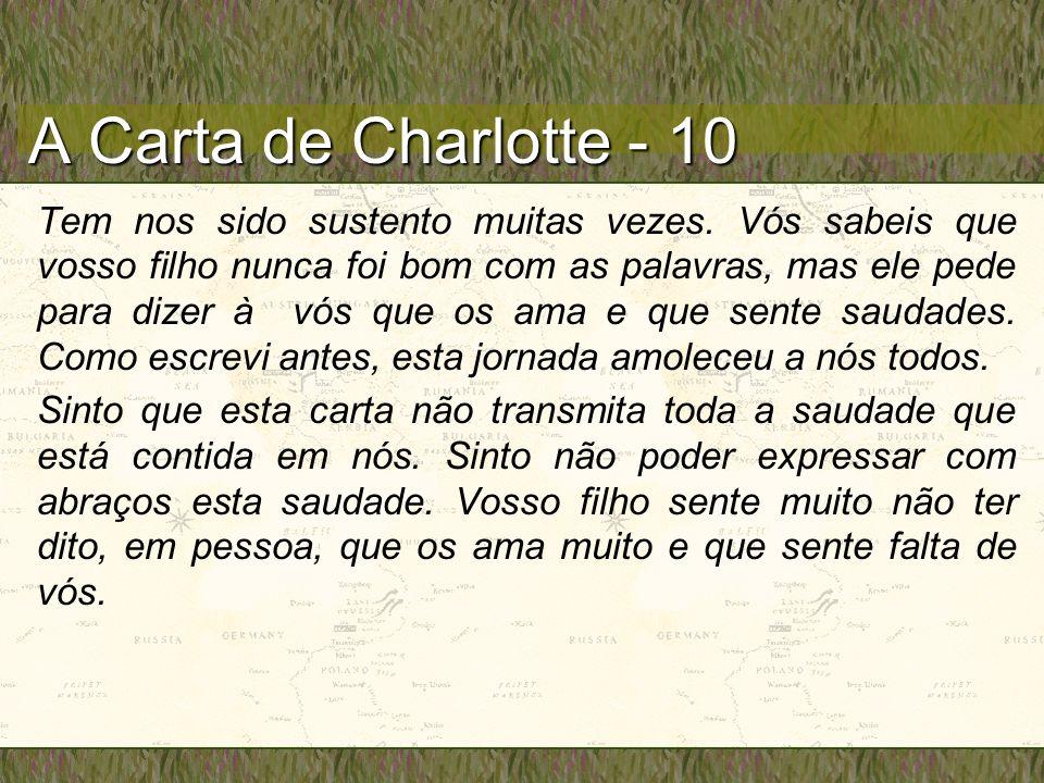 A Carta de Charlotte - 10