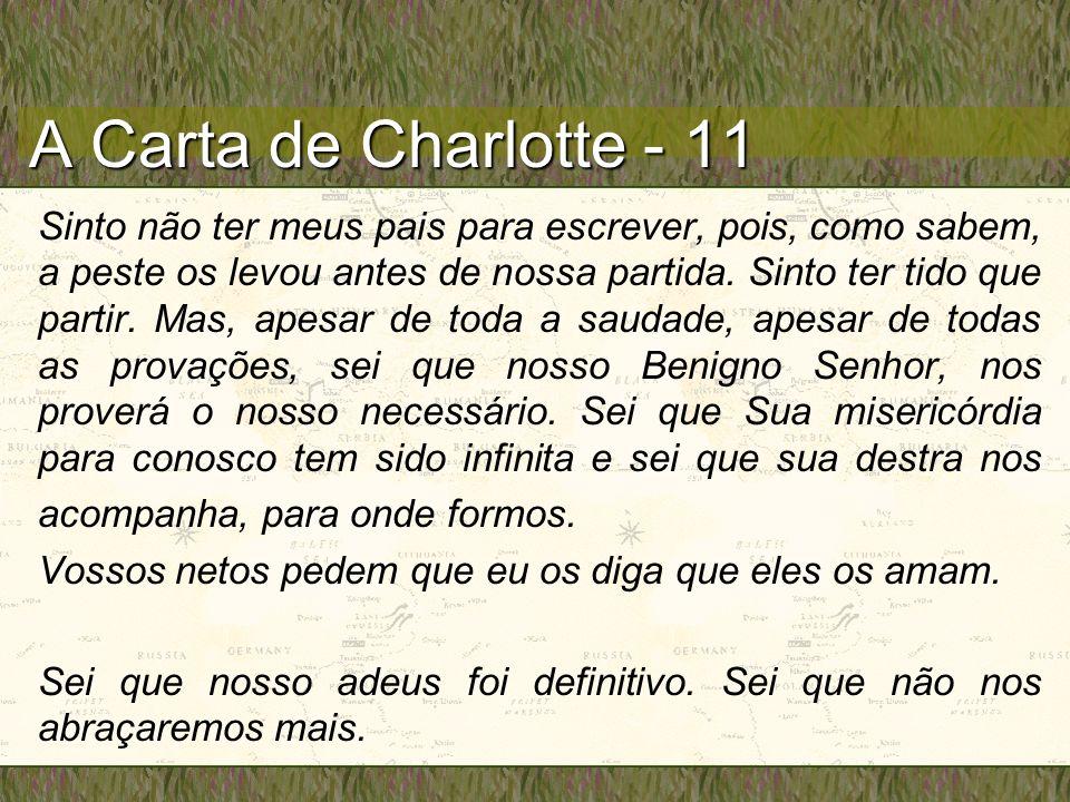A Carta de Charlotte - 11
