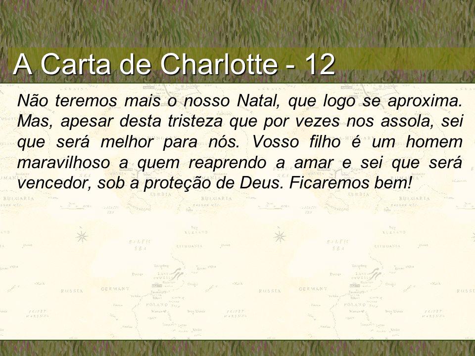 A Carta de Charlotte - 12