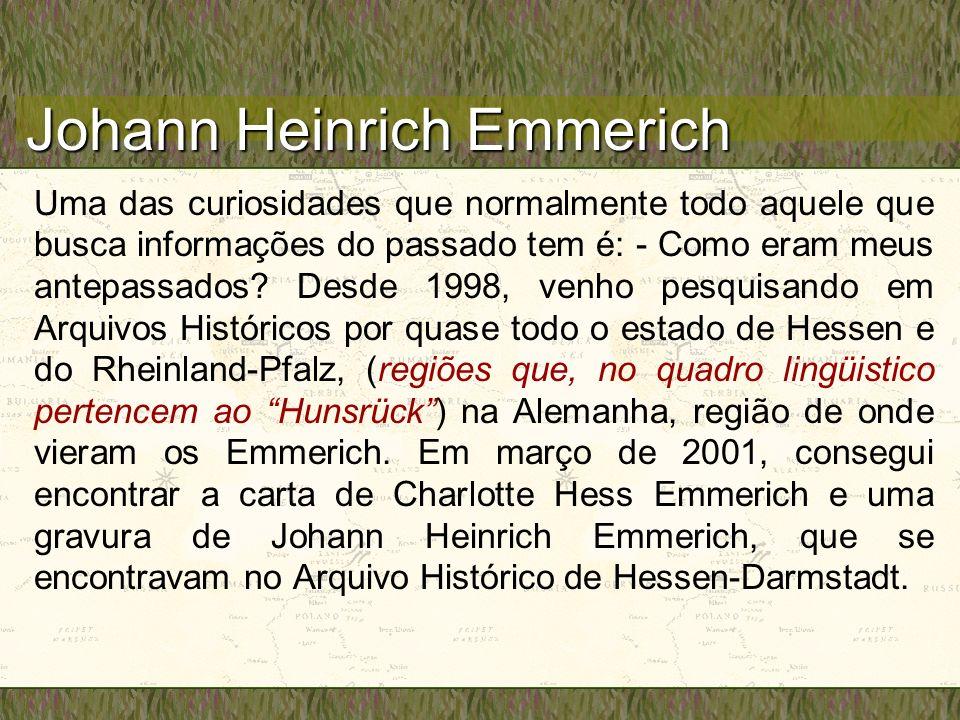 Johann Heinrich Emmerich