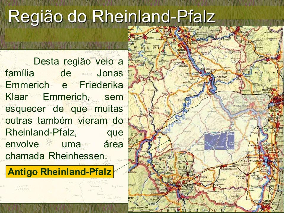 Região do Rheinland-Pfalz