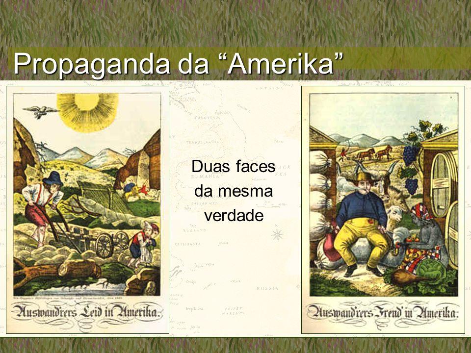 Propaganda da Amerika