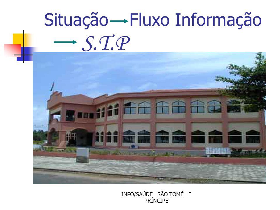 Situação Fluxo Informação S.T.P