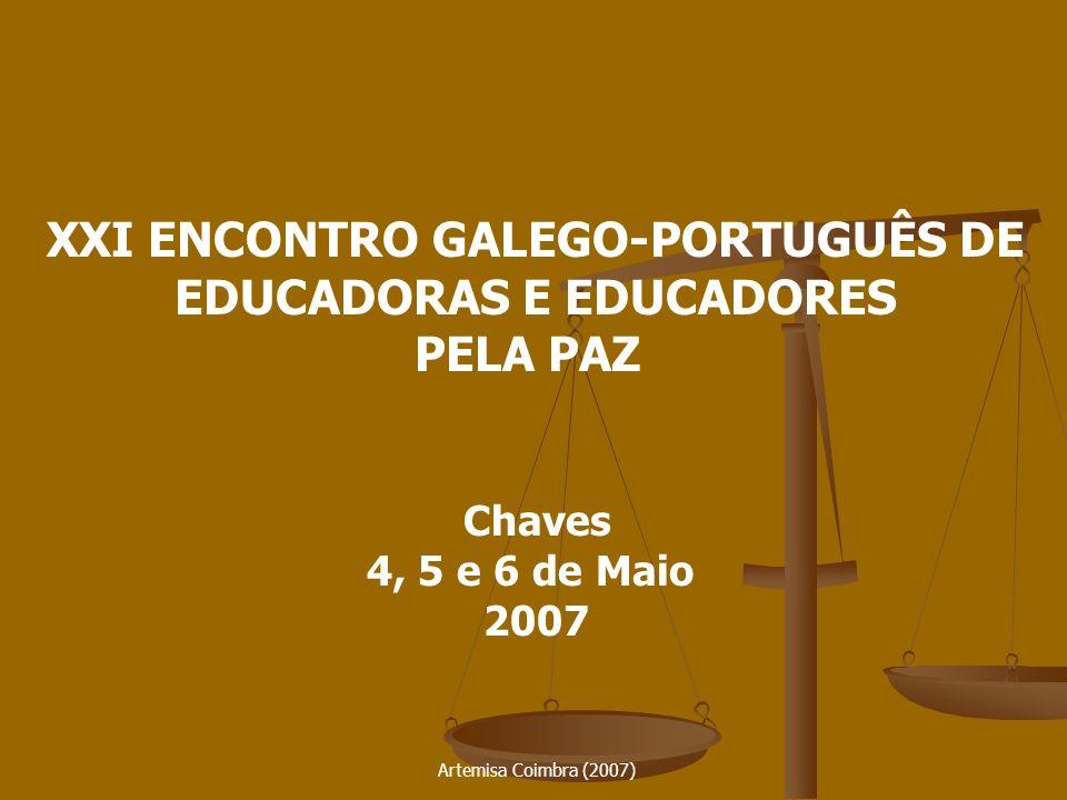 XXI ENCONTRO GALEGO-PORTUGUÊS DE EDUCADORAS E EDUCADORES