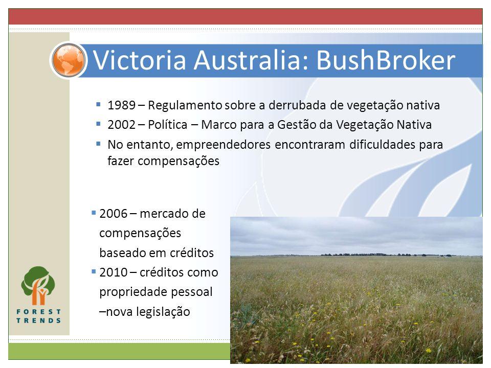 Victoria Australia: BushBroker
