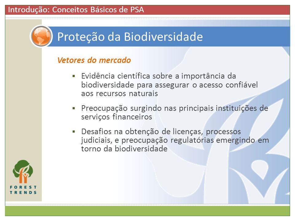 Proteção da Biodiversidade