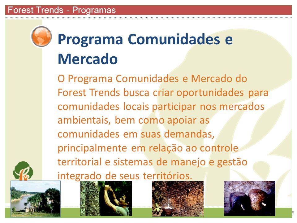 Programa Comunidades e Mercado