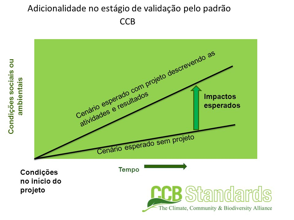 Adicionalidade no estágio de validação pelo padrão CCB