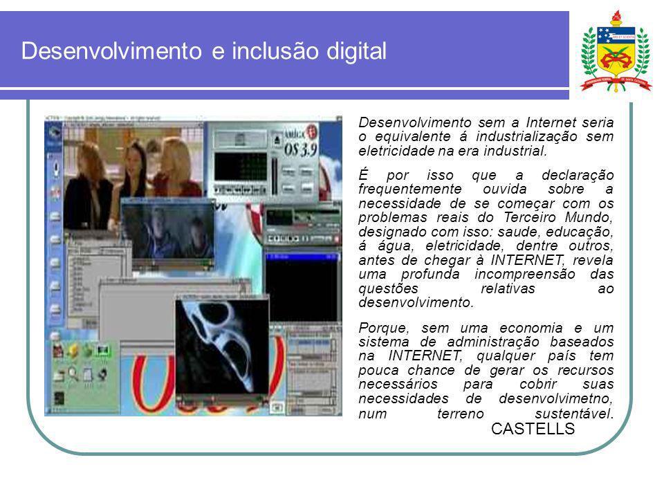 Desenvolvimento e inclusão digital