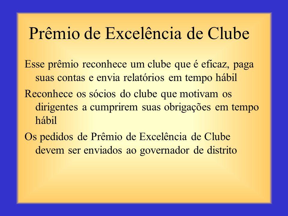 Prêmio de Excelência de Clube